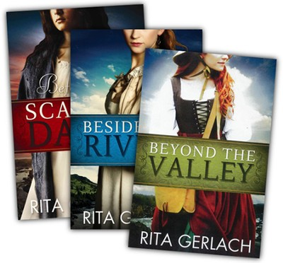 Daughters of the Potomac, Volumes 1-3  -     By: Rita Gerlach