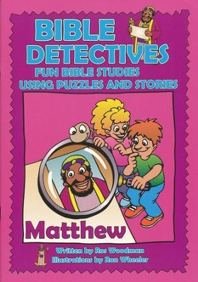 Bible Detectives: Matthew     -     By: Ros Woodman