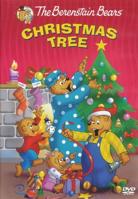 The Berenstain Bears: Christmas Tree, DVD   -