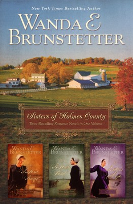 Sisters of Holmes County Trilogy, 3 Volumes in 1   -     By: Wanda E. Brunstetter