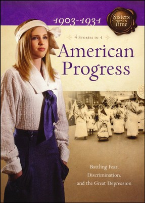 American Progress: Battling Fear, Discrimination, and the Great Depression  -     By: Veda Boyd Jones, Norma Jean Lutz, JoAnn A. Grote