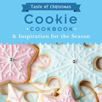 Cookie Cookbook & Inspiration for the Season   -