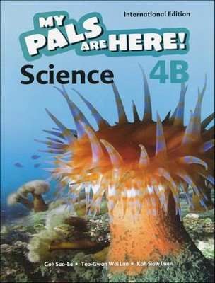 MPH Science International Edition Textbook 4B   -
