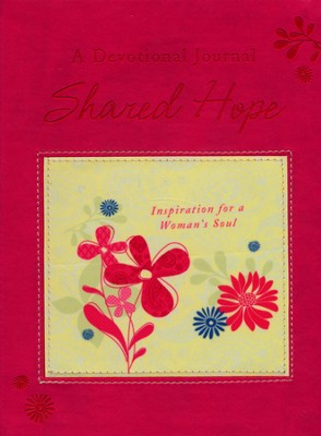 Shared Hope: A Devotional Journal  -
