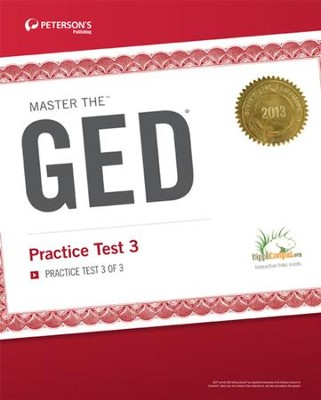 Master the GED: Practice Test 3: Practice Test 3 of 3 - eBook  -     By: Peterson's