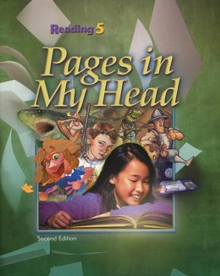 BJU Reading Grade 5 Student Text (Updated Copyright)    -