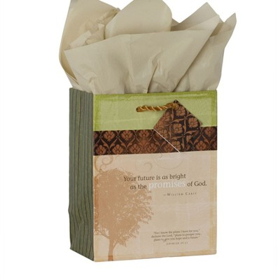 Faith and Honor Gift Bag, Medium  -