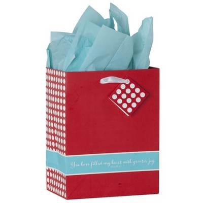 You Have Filled My Heart Gift Bag, Medium  -