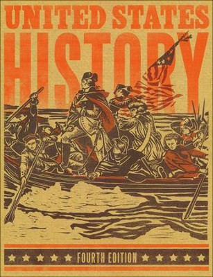 BJU United States History Student Text, Grade 11 (4th Edition)    -