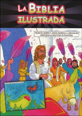 La Biblia Ilustrada  (The Comic Book Bible)  -     By: Rob Suggs