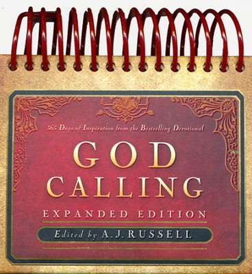 God Calling: 365 Days of Inspiration from the Bestselling Devotional  -     By: A. Russell