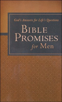 Bible Promises for Men - Slightly Imperfect  -