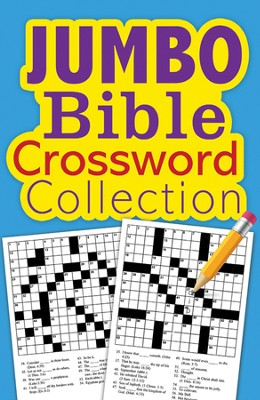 Jumbo Bible Crossword Collection   -
