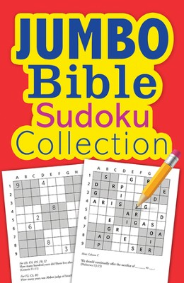 Jumbo Bible Sudoku Collection  -