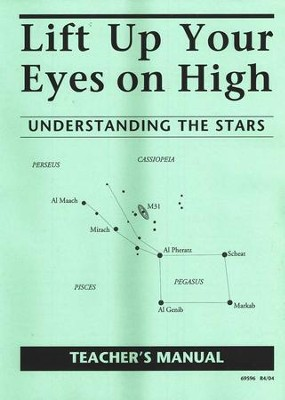 Lift Up Your Eyes on High Teacher's Manual, Grades 9-12    -     By: Homeschool