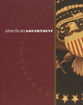BJU Grade 12 (American Government; updated copyright) Student Text, Second Edition  -