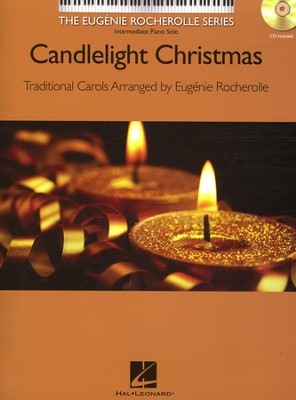 Candlelight Christmas (Piano Solo with CD)   -