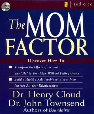 Mom Factor, Abridged Audio CD  -     By: Dr. Henry Cloud, Dr. John Townsend