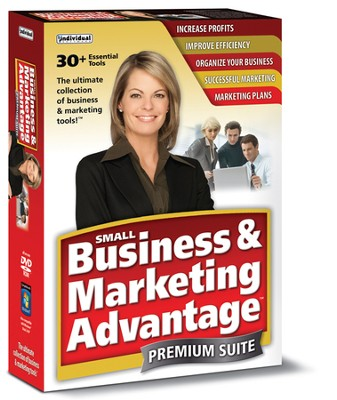 Marketing & Small Business Advantage Premium Suite CD-Roms  -