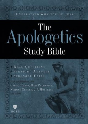 The Apologetics Study Bible - eBook  -