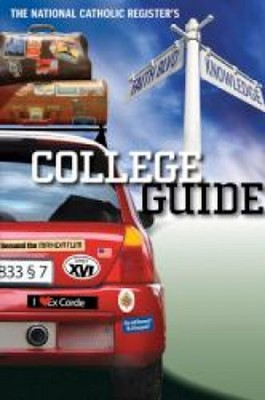 The National Catholic Register's College Guide  -     By: National Catholic Register