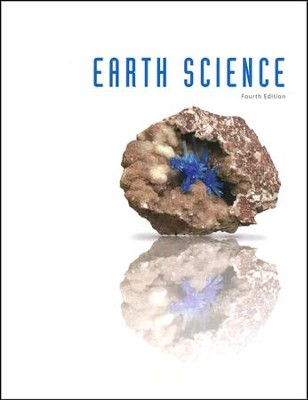 BJU Earth Science Student Text, Fourth Edition (Grade 8)    -     By: Terrance Egolf, Rachel Santopietro