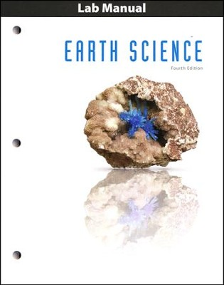 BJU Earth Science Grade 8 Student Lab Manual (Fourth Edition)    -