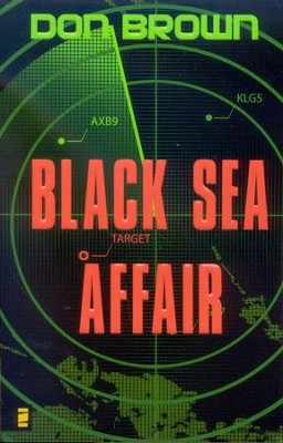 Black Sea Affair, Naval Justice Series #4   -     By: Don Brown