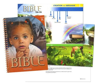ACSI Bible Grade K Teacher's Edition (Revised)   -