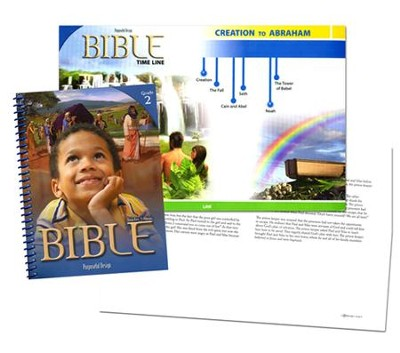 ACSI Bible Grade 2 Teacher's Edition (Revised)   -