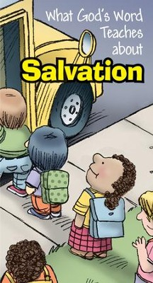 What God's Word Teaches About Salvation, pack of 50   -