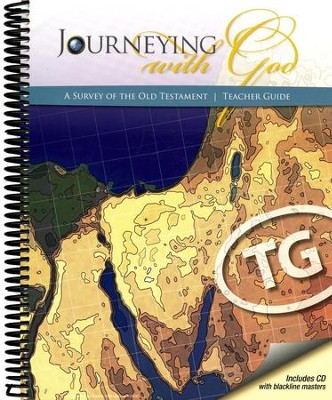 Journeying with God: A Survey of the Old Testament Grades 9-10 Teacher's Edition  -