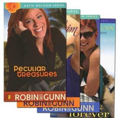 Katie Weldon Series, Volumes 1-4  -     By: Robin Jones Gunn