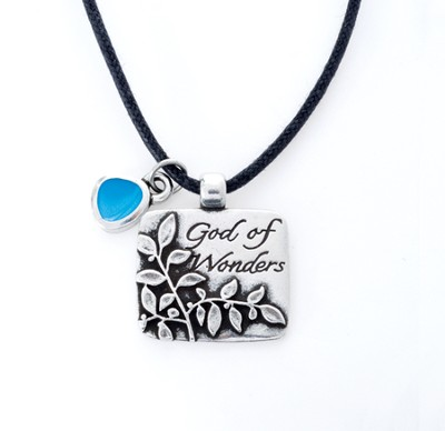 God of Wonders Pendant   -