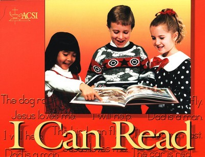 I Can Read Student Book   -