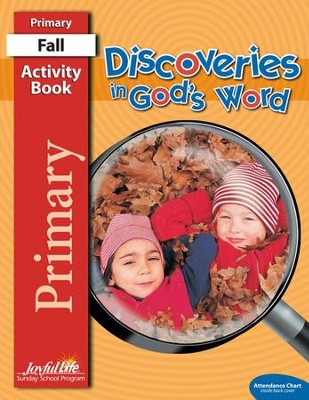 Discoveries in God's Word Primary (Grades 1-2) Activity Book  -