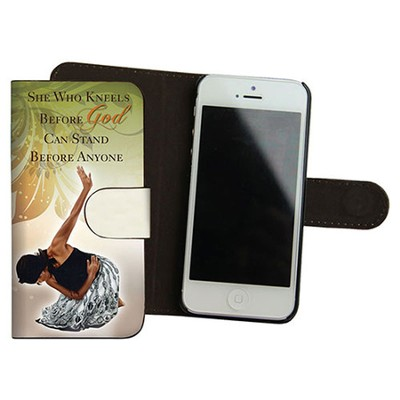 She Who Kneels Before God iPhone 5 Cover  -