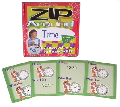Zip Around Time   -