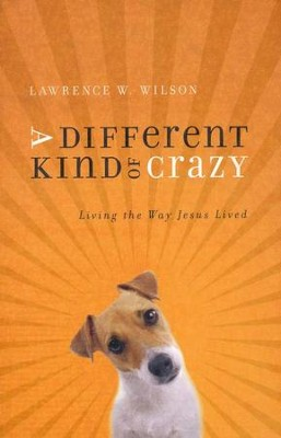 A Different Kind of Crazy  -     By: Lawrence W. Wilson