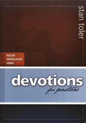 Devotions for Pastors  -     By: Stan Toler