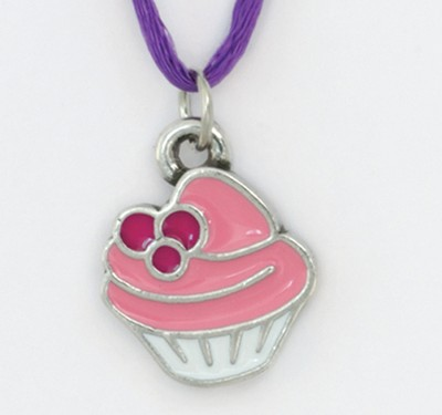 Be Sweet Pendant, Cupcake  -