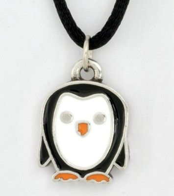 Be Honest Pendant, Penguin   -