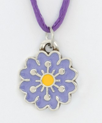 Be Pure Pendant, Flower  -