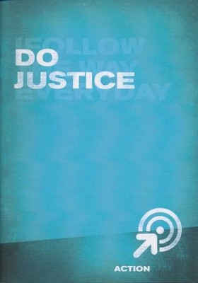 Do Justice  -     By: Wesleyan Publishing House