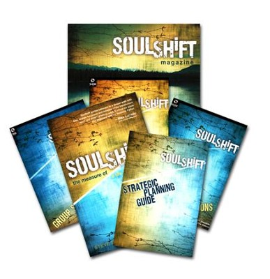 The Soulshift Church Resource Kit  -     By: Steve Deneff, David Drury