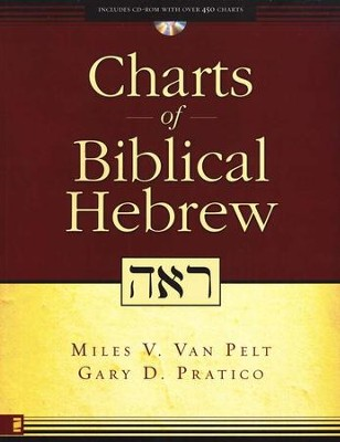 Charts of Biblical Hebrew: Includes CD-ROM with Over 450 Charts  -     By: Miles Van Pelt, Gary D. Pratico
