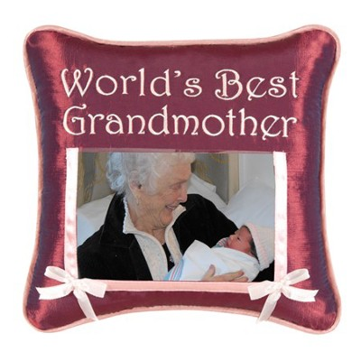 Grandma Photo Pillow  -