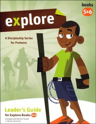 Explore Leader's Guide for Books 5 & 6  -