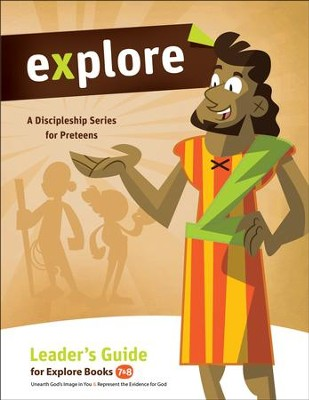 Explore Leader's Guide for Books 7 and 8  -