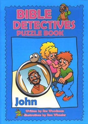 Bible Detectives: John   -     By: Ros Woodman